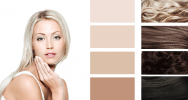 цвет кожи женщины цветотипа лето