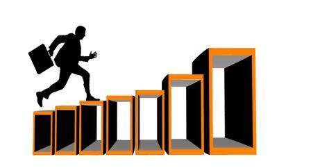 бег по ступеням