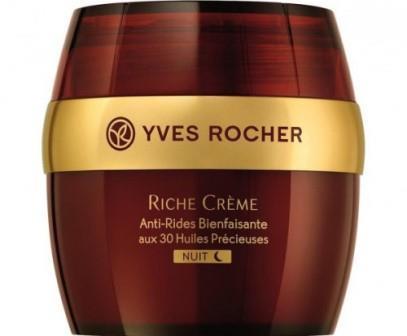 YVES ROCHER антивозрастной крем 50+