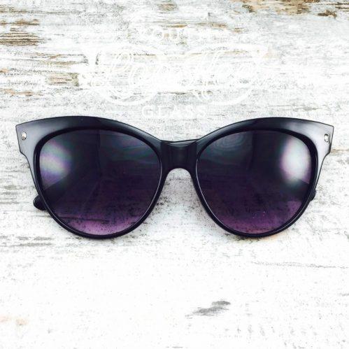 очки от солнца лисьей формы