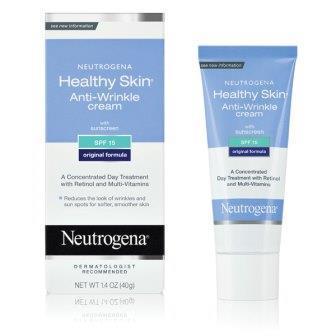 Neutrogena Healthy Skin антивозрастной крем