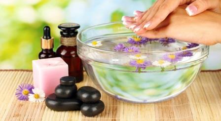 ванночка для укрепления рук и ногтей