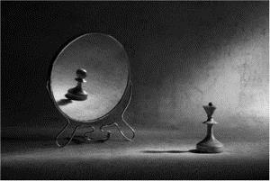 отражение в зекале