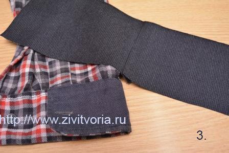 подходящая ткань к рубашке