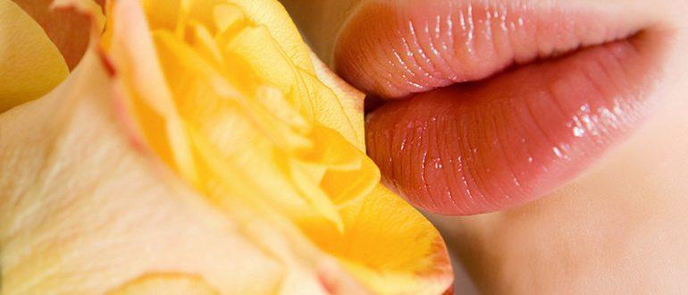 Что делать если трескаются губы | авторский проект Илоны Пузене